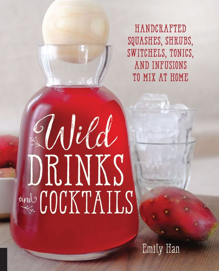 Wild Drinks & Cocktails http://emilyhan.com/wilddrinks