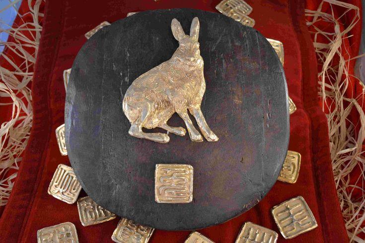 Lo Zodiaco Cinese - Il Coniglio di MemoroGioielli su Etsy