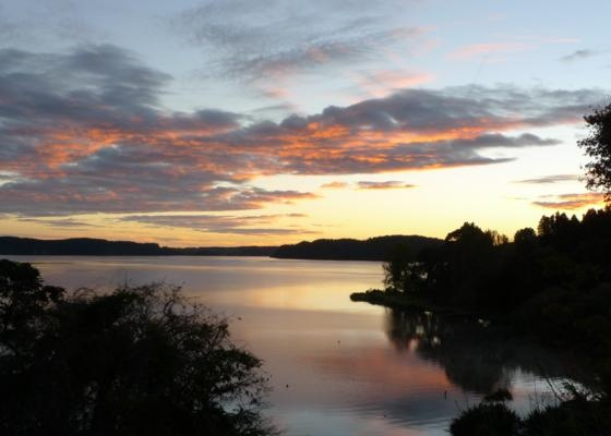 View from our house at Lake Rotoiti NZ. Love it!