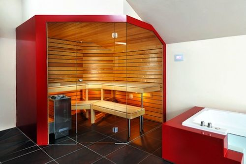 Arranging Minimalist Modern Interior Design For Our Home Sweet Home: Modern Sauna Interior Design Ideas ~ Interior Inspiration
