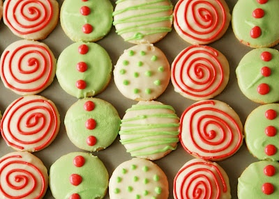 Recipient from Bateman blog: Christmas Baking, Decor Ideas, Christmas Cookies, Frostings Recipes, Holidays Cookies, Green Christmas, Sugar Cookies Recipes, Christmas Sugar Cookies, Sugar Cookies Ice