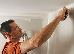Drywall: Finishing an inside corner - Fine Homebuilding Article