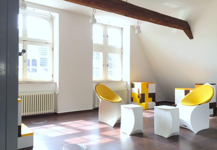 Design Thinking Lab zu mieten in Düsseldorf City