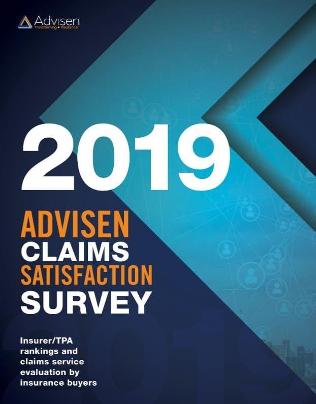 2020 Claims Satisfaction Survey Report Survey Report Surveys