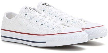 Pin for Later: 51 Façons de Fêter le 14 Juillet en Style  Converse Baskets Chuck Taylor All Star Ox (85€)