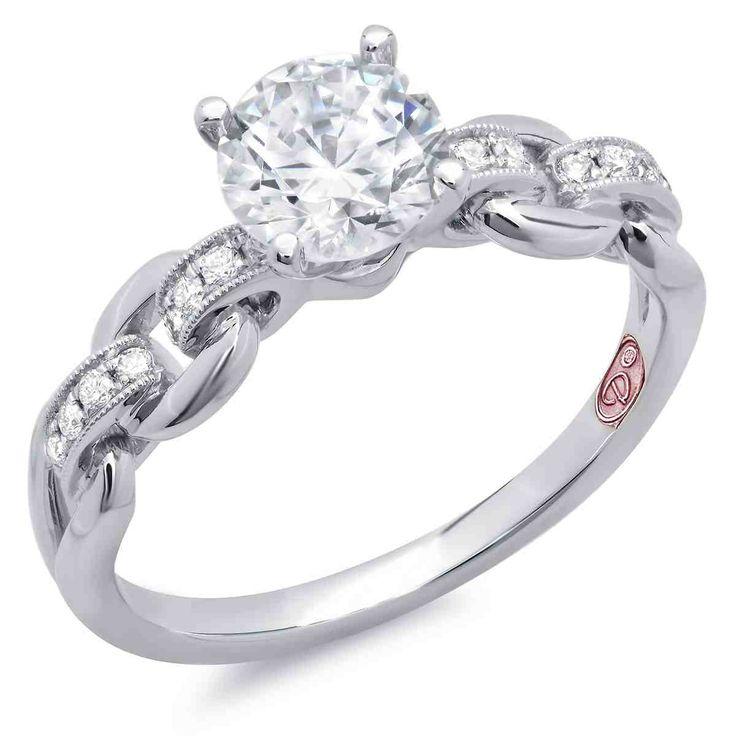 simple pretty engagement rings - Pretty Wedding Rings
