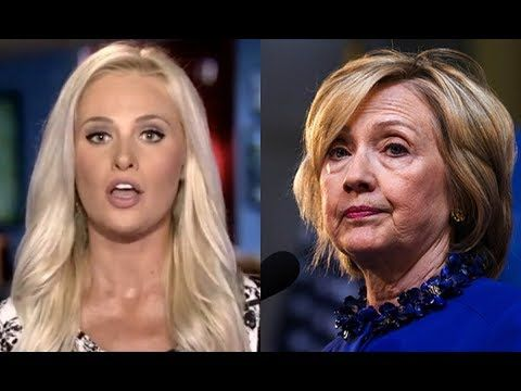 """""""THANK GOD SHE DIDN'T WIN"""" Tomi Lahren WIPES THE FLOOR with Hillary Clinton - YouTube"""