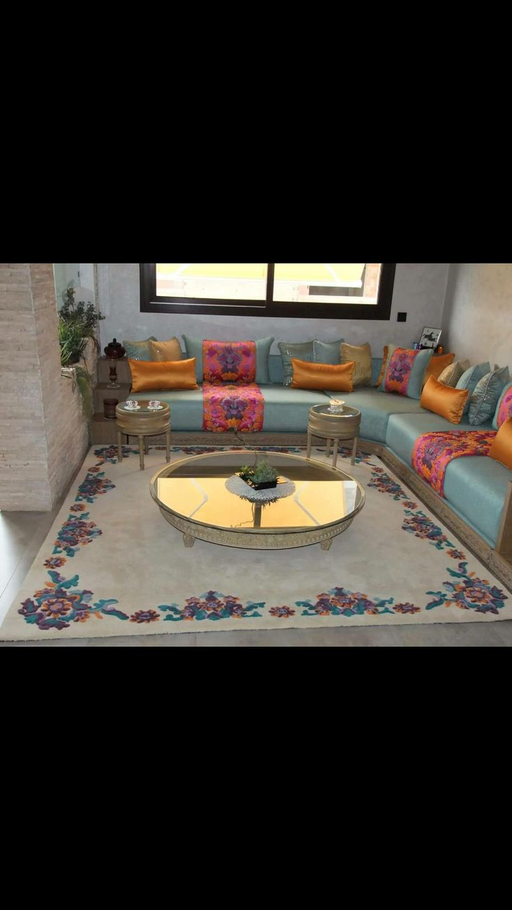 458 best images about moroccan living room salons for Salon americain