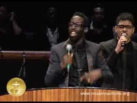 HW break and listening to one of my faves: Tye Tribbett Ministers at Mt.Zion Nashville Stellar week 2013  This song gets me so #hype lol   Tye Tribbett Ministers at Mt.Zion Nashville Stellar week 2013