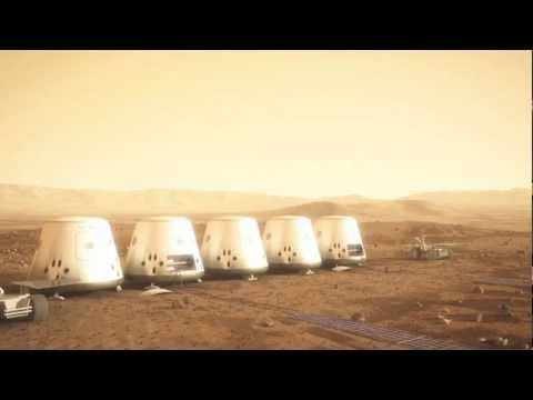 Mars One will establish a permanent human settlement on Mars. Crews of four will depart every two years, starting in 2024.