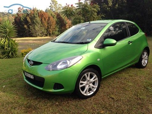 2009 Mazda 2 DE Series 1 Neo - $9800 - 50,000Kms - Old Bar