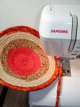 10 tips for making a fabric bowl @ thisyearsdozen