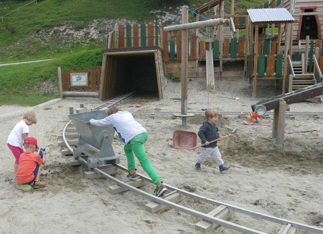 Austria con bambini in estate: Seefeld