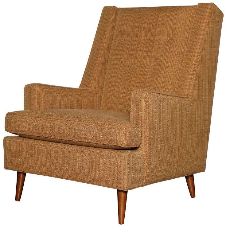 Edward Wormley Lounge Chair 1