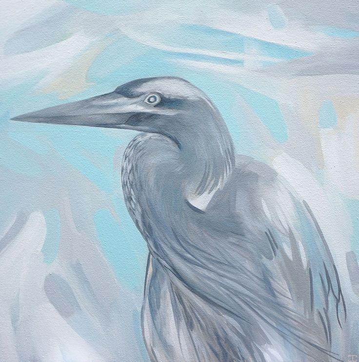 JENNIFER CLARK -  IN TIME, 2016 Acrylic on Canvas 20˝× 20˝