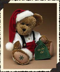Boyds Ho Ho Ho Santa Bear