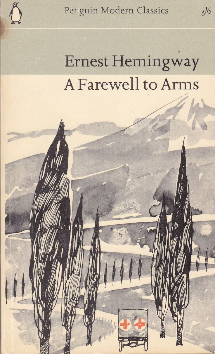 the importance of ernest hemingways a farewell to arms A farewell to arms by ernest hemingway, free study guides and book notes including comprehensive chapter analysis, complete summary analysis, author biography information, character profiles, theme analysis, metaphor analysis, and top ten quotes on classic literature.