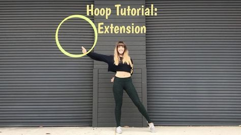 """960 Likes, 66 Comments - Amanda Lee (@misshoopdidoo) on Instagram: """"Happy #tutorialtuesday beauties! Here is a great move for any level hooper, which can be used on…"""""""