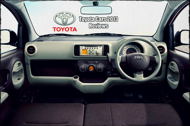 New Toyota Cars For