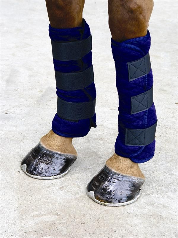 Aerborn Hydrotherm Thermalux Leg Wraps Equestrian