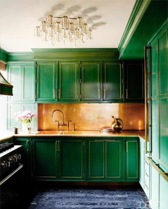 Kitchen With Green Walls: Best 25+ Copper Wall Ideas On Pinterest
