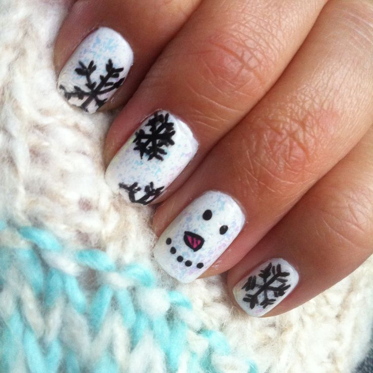 Winter nails