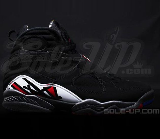 Air Jordan VIII Playoffs (Summer 2013)-Preview