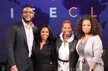 Oprah's Lifeclass: The Single Moms Club, Part 1 - @Helen George #Lifeclass