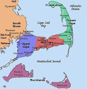 Best Research Massachusetts Images On Pinterest Massachusetts - Us map cape cod