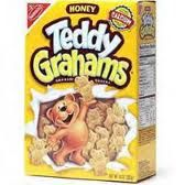 Honey Teddy Grahams: Pair with Paddington, Berenstain Bears, Winnie the Pooh, Polar Bears Past Bedtime or Corduroy books