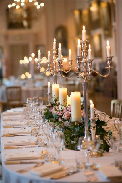 Castle Howard, Castle Howard - Inspiration Gallery Wedding Venue Image