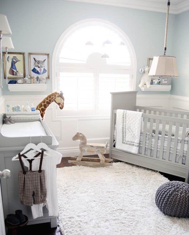 Minimalist 40 Inspiring Baby Boy Room Ideas Gorgeous Nursery Extraordinary Baby Boy Bedroom Design Ideas Minimalist