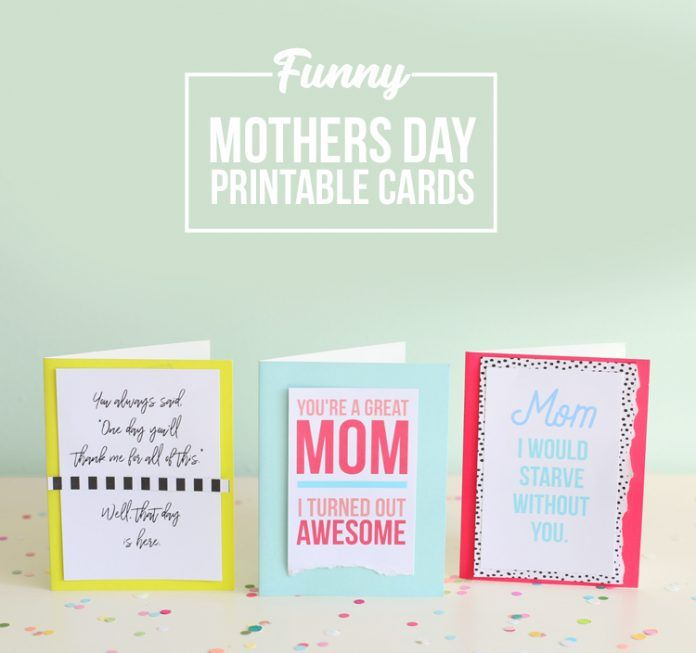 photograph relating to Free Printable Funny Mothers Day Cards identified as Amusing Printable Moms Working day Playing cards Скрапбукинг Moms