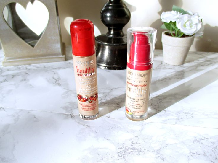 Bourjois Healthy Mix Foundation V Serum