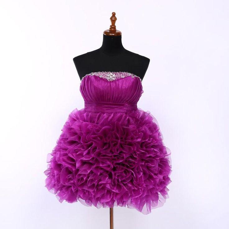 Las mejores 430 ideas de Prom Dresses ideas on Pinterest | Vestidos ...