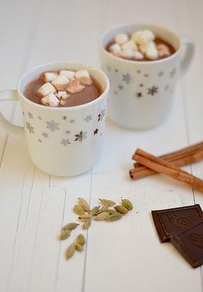 warme chocolademelk zonder suiker
