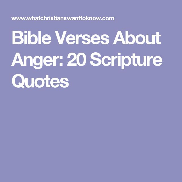 Quotes About Anger And Rage: 25+ Best Ideas About Bible Verses About Anger On Pinterest
