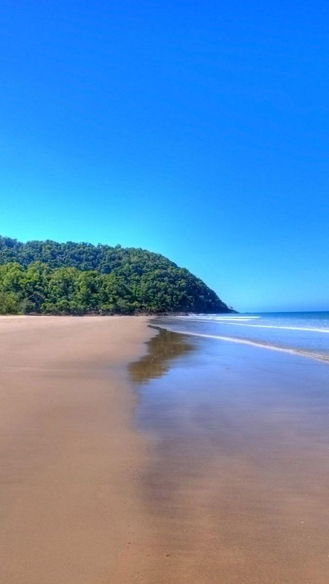 Noahs Beach, Travel, Queensland, Australia, Europe, Geography, | iPhone wallpapers HD