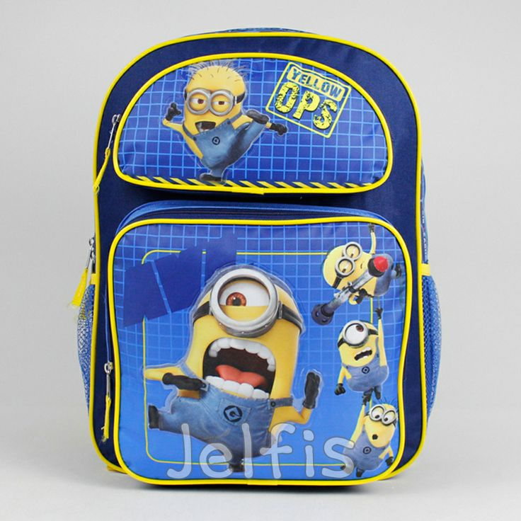 14 best images about kids backpack ideas on Pinterest