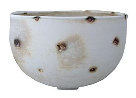 Jack Doherty Porcelain bowl.