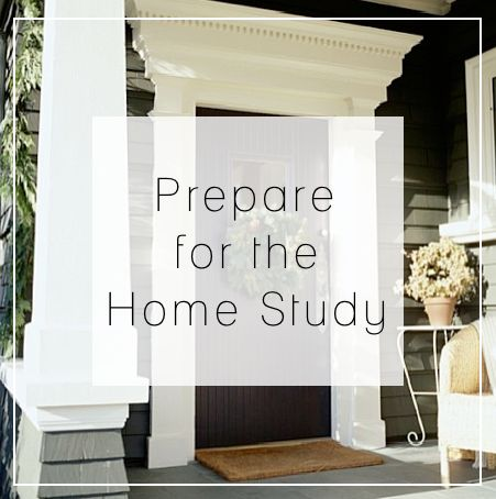Adopting Intentionally - Day 15 Prepare for the Homestudy