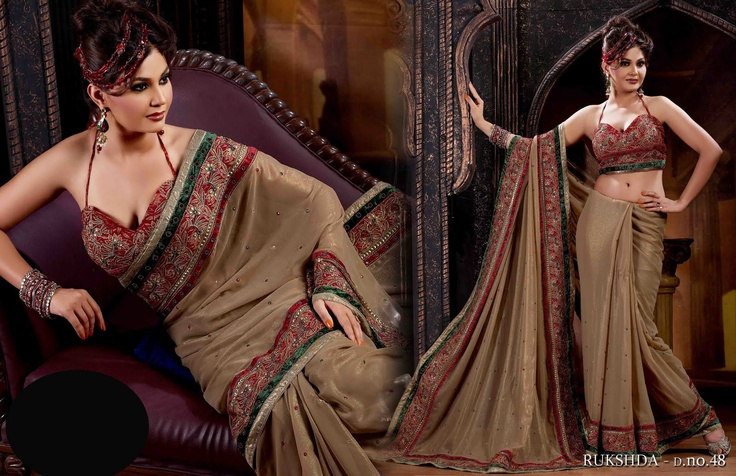 Royal Sarees For Your Royal Partners  Shop Online @ http://jugniji.com/sarees/royal-sarees/royal-sarees-1428.html
