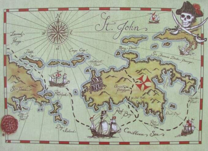 10 Ideas About Treasure Maps On Pinterest Pirate