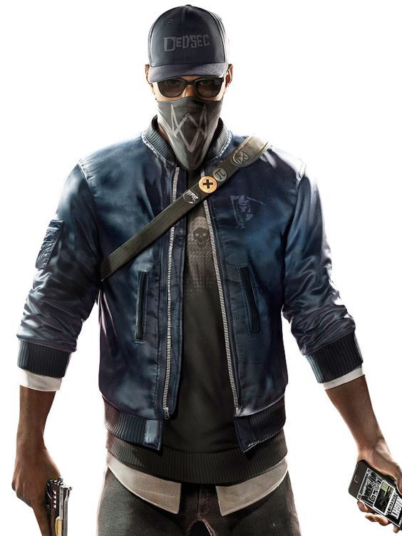 Marcus Holloway / Watch Dogs 2  #WatchDogs2 #MarcusHolloway #PC #PS4 #XboxOne #Ubisoft #shooter #Hacker #Dedsec