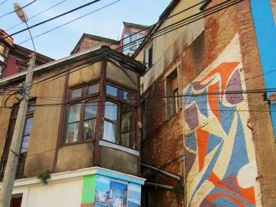 Valparaíso : Cerro Bellavista