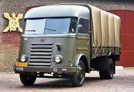 daf a30 - Dutch Army truck - Holland