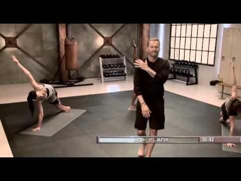 ▶ Bob Harper Yoga For The Warrior - YouTube