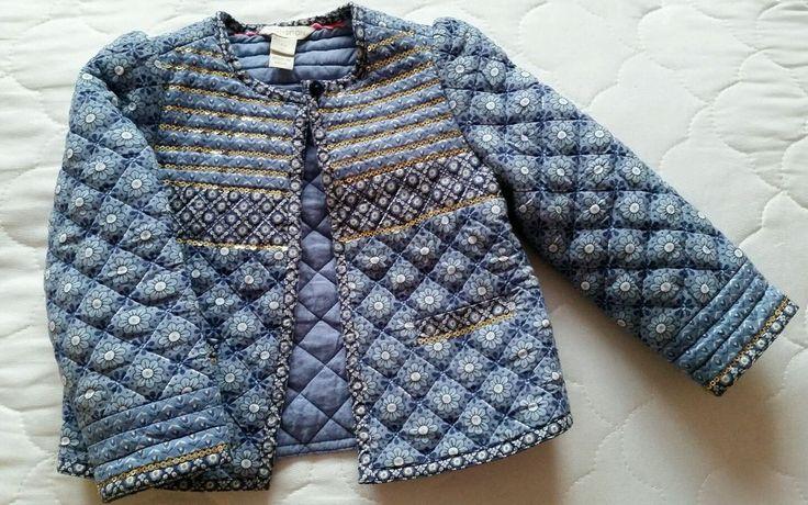 MONSOON стеганая куртка 3-4 года in Одежда, обувь и аксессуары, Детская одежда, обувь и аксессуары, Одежда для девочек (размер 4 и выше) | eBay