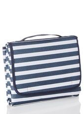Nautical Stripe Picnic Rug