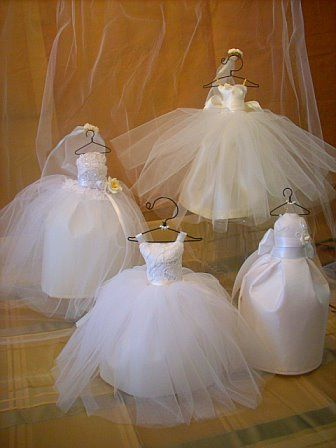 Bridal Gown Sachets Collection